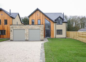 Thumbnail 4 bedroom detached house for sale in Ashover Road, Old Tupton, Chesterfield