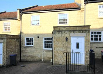 Thumbnail 2 bed terraced house to rent in Flowers Yard, Chippenham, Wiltshire