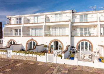 Thumbnail 4 bed terraced house for sale in Zarena Court, The Riviera, Sandgate, Folkestone