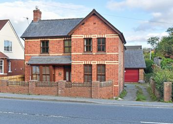 Thumbnail 3 bed detached house for sale in Wellington Road, Llandrindod Wells