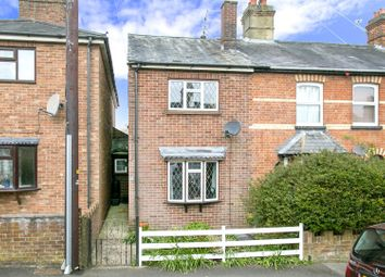 Thumbnail 2 bed end terrace house for sale in Solbys Road, Basingstoke