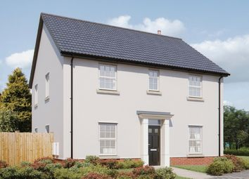 Thumbnail 4 bed detached house for sale in Hempstead Road, Holt