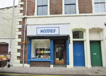 Thumbnail Retail premises for sale in 56-58 Hanover Street, Stranraer