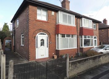 Thumbnail 3 bedroom semi-detached house for sale in Beech Avenue, Hazel Grove, Stockport