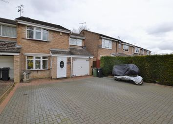 Thumbnail 3 bed semi-detached house for sale in Lamport Close, Wigston