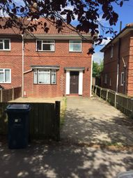 Thumbnail 1 bed semi-detached house to rent in Gypsy Lane, Oxford