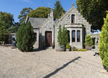 Thumbnail 4 bed detached house for sale in Carnousie, Forglen, Turriff, Aberdeenshire