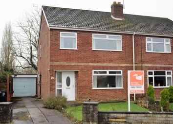 3 bed semi-detached house for sale in Rivermeadow, Scawby Brook, Brigg DN20