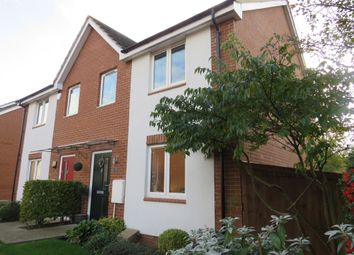 Thumbnail 3 bedroom semi-detached house for sale in College Close, Newark