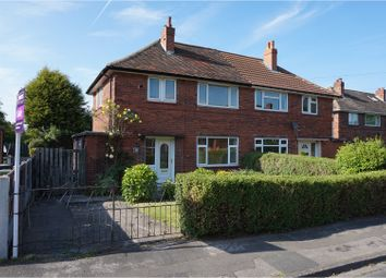 Thumbnail 2 bed semi-detached house for sale in Cranmore Lane, Leeds