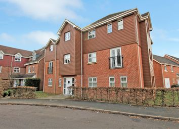 Thumbnail 2 bedroom flat for sale in Lapwing Way, Four Marks, Hampshire