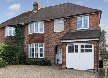 Thumbnail 4 bed semi-detached house for sale in Canterbury Road, Kennington, Ashford