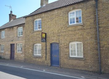 Thumbnail 2 bed terraced house to rent in Oundle Road, Weldon, Corby