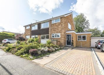 Thumbnail 3 bed semi-detached house for sale in Bisley, Surrey