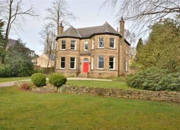 Thumbnail 7 bed detached house for sale in Pembroke House, Park Avenue, Roundhay, Leeds