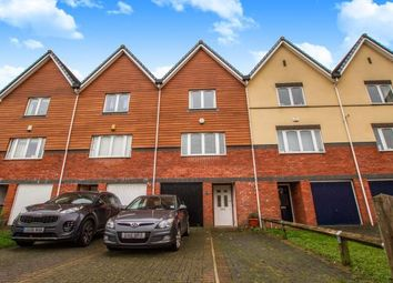 Thumbnail 3 bedroom terraced house for sale in West Quay, Newhaven, East Sussex