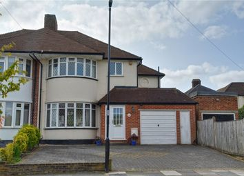 Thumbnail 4 bed semi-detached house for sale in Shallons Road, London