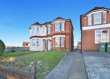 Thumbnail 5 bedroom semi-detached house to rent in Burgess Road, Southampton