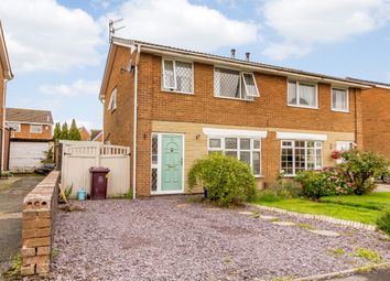 Thumbnail 3 bed semi-detached house for sale in Kings Drive, Burnley, Lancashire