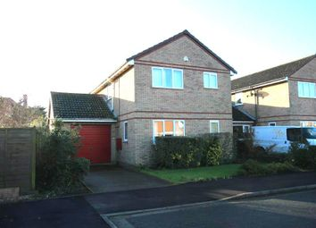 Thumbnail 4 bedroom detached house for sale in Wrens Close, Ely