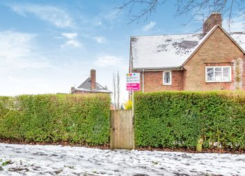 Thumbnail 3 bed semi-detached house for sale in Shelthorpe Road, Loughborough