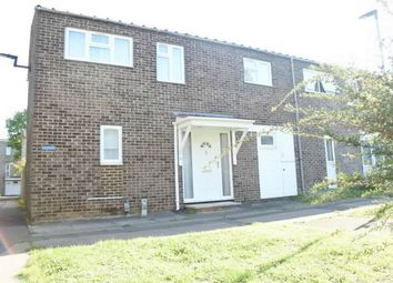 Thumbnail 3 bedroom end terrace house for sale in Swanspool, Ravensthorpe, Peterborough, Cambridgeshire