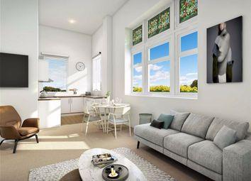 Thumbnail 2 bed flat for sale in Bow Garrett, Garrett Walk, Stockport