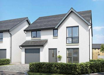 "Thumbnail 4 bedroom detached house for sale in ""Kinghorn"" at Maybury Road, Barnton, Edinburgh"