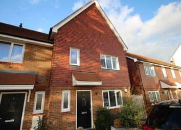 Thumbnail 3 bedroom property to rent in Bricklayer Lane, Faygate, Horsham