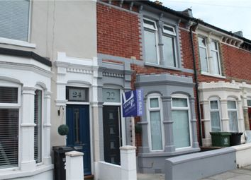 Thumbnail 2 bed terraced house for sale in Martin Road, Portsmouth, Hampshire