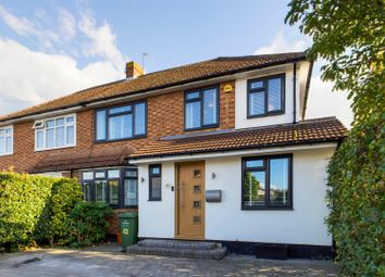 Thumbnail 4 bed semi-detached house for sale in Tyrrells Road, Billericay