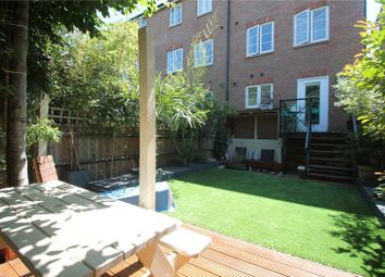 Thumbnail 4 bed end terrace house to rent in Crabapple Road, Tonbridge