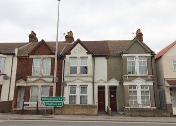Thumbnail 1 bed flat for sale in Rainham Road, Gillingham, Kent.