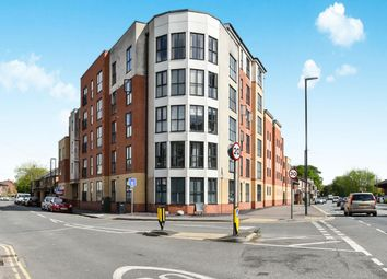 Thumbnail 2 bedroom flat for sale in City Road, Derby