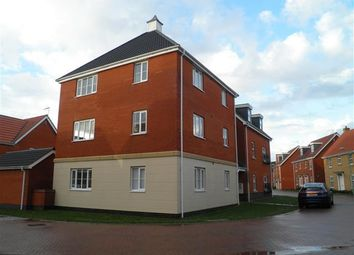 Thumbnail 2 bed property to rent in Killick Crescent, Carlton Colville, Lowestoft