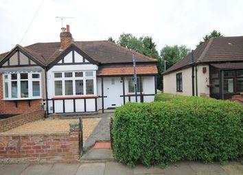 Thumbnail 2 bed bungalow to rent in Ingreway, Harold Wood, Romford