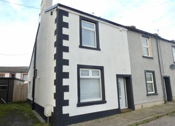 Thumbnail 2 bedroom end terrace house to rent in Parkside Road, Cleator Moor, Cumbria