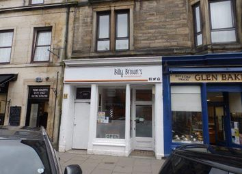 Thumbnail Retail premises for sale in 221 High Street, Burntisland