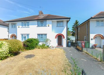 Thumbnail 3 bed semi-detached house for sale in Bowyer Drive, Burnham, Slough