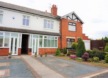 Thumbnail 3 bed town house for sale in Spring Road, Wigan