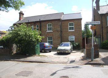 Thumbnail 5 bed semi-detached house to rent in Norton Road, Uxbridge