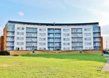 Thumbnail 3 bed flat to rent in Tideslea Path, West Thamesmead, London