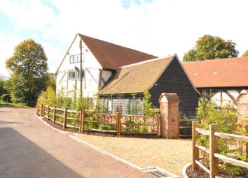 Thumbnail 3 bed barn conversion for sale in Great Tangley Manor Barns, Great Tangley, Wonersh Common