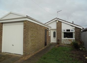 Thumbnail 2 bed bungalow to rent in Clos-Y-Deri, Porthcawl