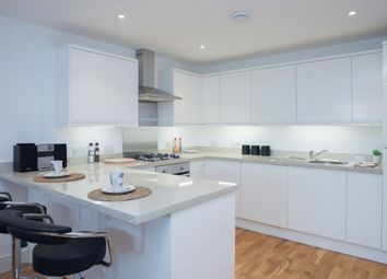 Thumbnail 1 bed flat for sale in Ground Floor Flat B London Road, Cheam, Sutton