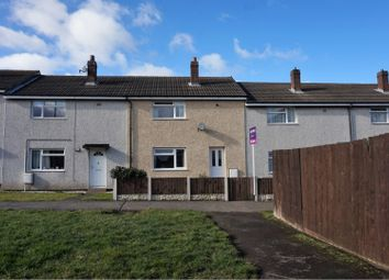 Thumbnail 2 bed terraced house for sale in Fir Tree Walk, Moira, Swadlincote