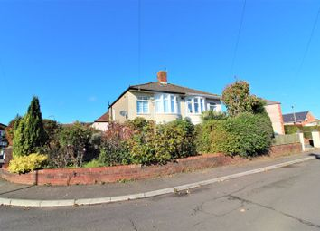 Thumbnail 3 bed semi-detached house for sale in Dyfrig Close, Cardiff