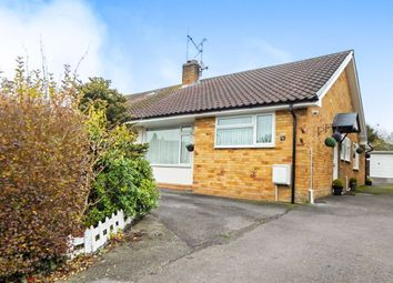 Thumbnail 2 bed semi-detached bungalow for sale in Thornton Road, Yeovil