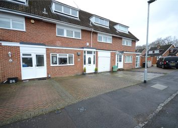 Thumbnail 3 bed town house for sale in Hazel Drive, Woodley, Reading