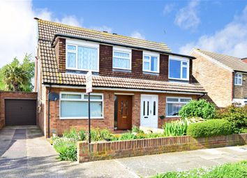 3 bed semi-detached house for sale in Windermere Avenue, Ramsgate, Kent CT11
